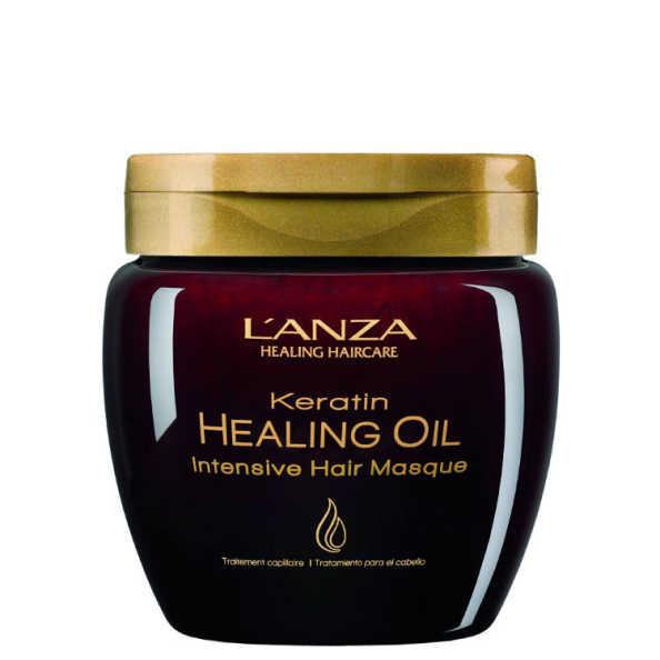 L'Anza Keratin Healing Oil Intensive Hair Masque - Máscara de Tratamento 210ml
