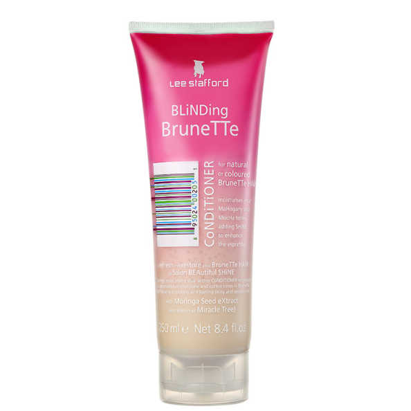 Lee Stafford Blinding Brunette Conditioner - Condicionador 250ml