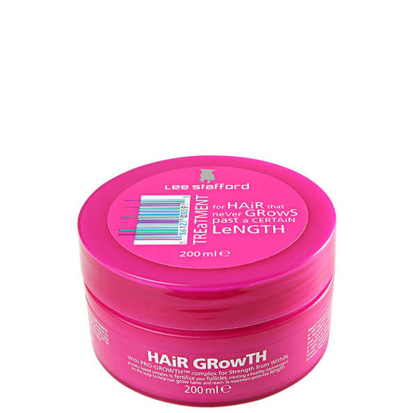 Lee Stafford Hair Growth Treatment Mask - Máscara de Tratamento Intensivo 200ml