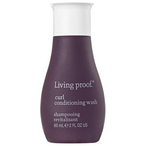 Living Proof Curl Conditioning Wash - Condicionador Co-Wash 60ml