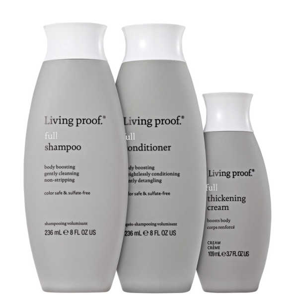 Living Proof Full Cream Kit (3 Produtos)