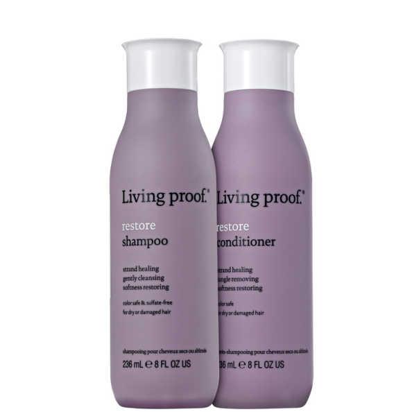 Living Proof Restore Duo Kit (2 Produtos)