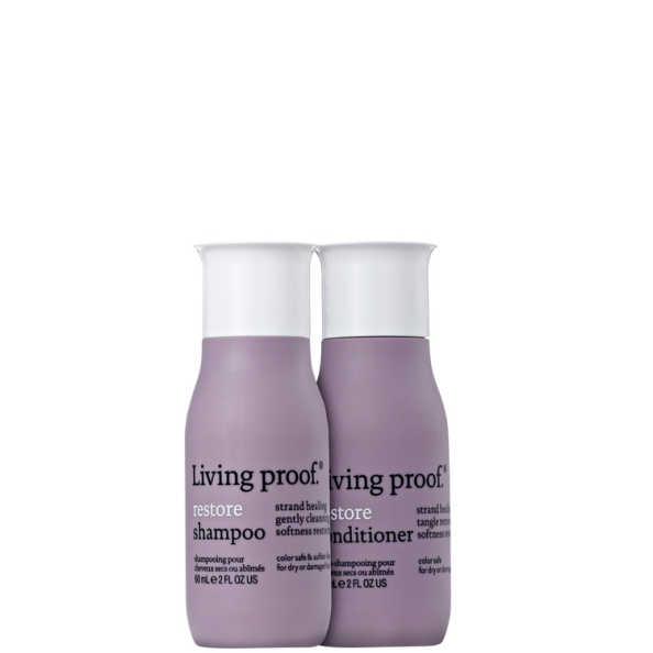 Living Proof Restore Duo Travel Kit (2 Produtos)