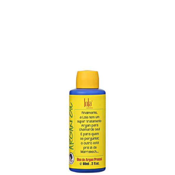 Lola Cosmetics Argan Oil - Óleo Capilar 60ml