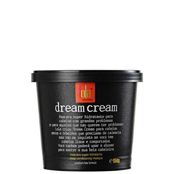 Lola Cosmetics Dream Cream - Máscara de Tratamento 150g