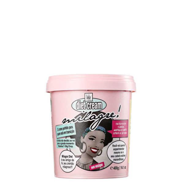 Lola Cosmetics Milagre Diet - Creme de Pentear 400g