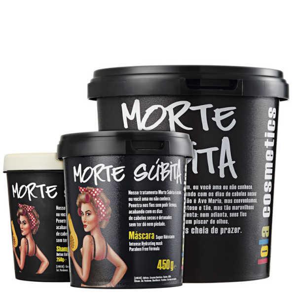 Lola Cosmetics Morte Súbita Triplo Kit (3 Produtos)
