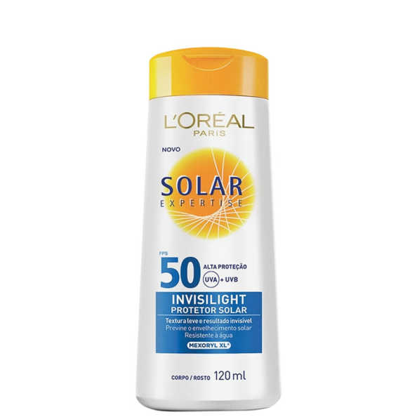 L´Oréal Paris Solar Expertise Invisilight FPS 50 - Protetor Solar 120ml