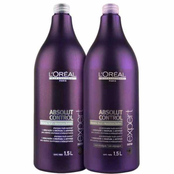 L'Oréal Professionnel Absolut Control Duo Salon Kit (2 Produtos)