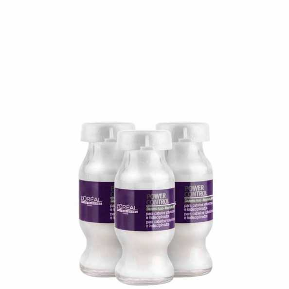 L'Oréal Professionnel Absolut Control Power Control - Ampola de Tratamento 3x10ml
