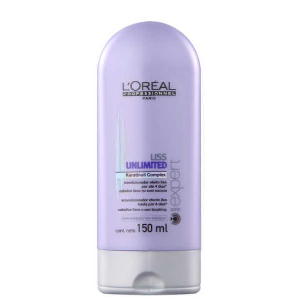 L'Oréal Professionnel Liss Unlimited- Condicionador 150ml