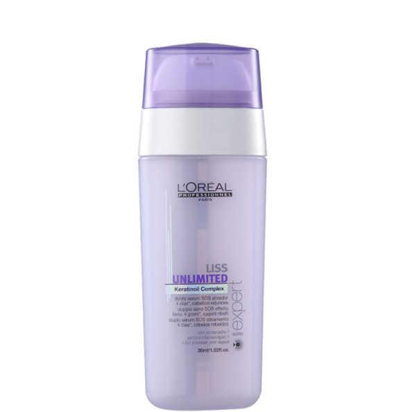 L'Oréal Professionnel Liss Unlimited Sos - Duplo Sérum 30ml