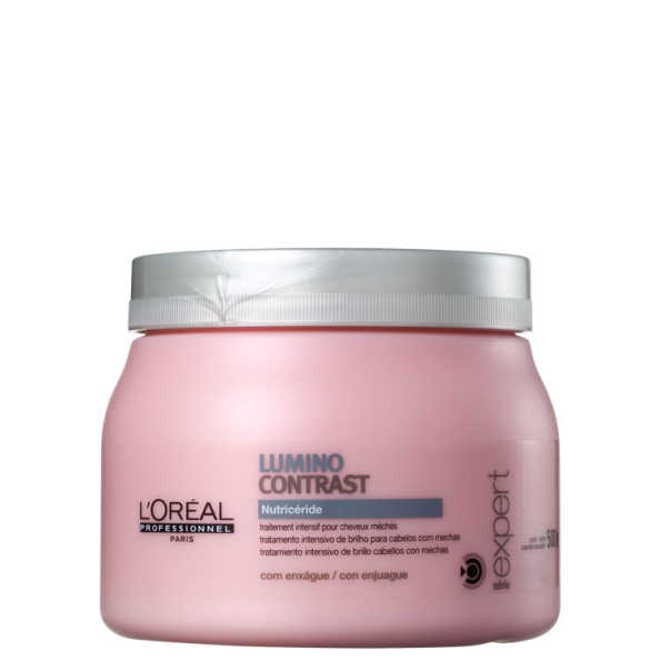 L'Oréal Professionnel Lumino Contrast - Máscara 500g