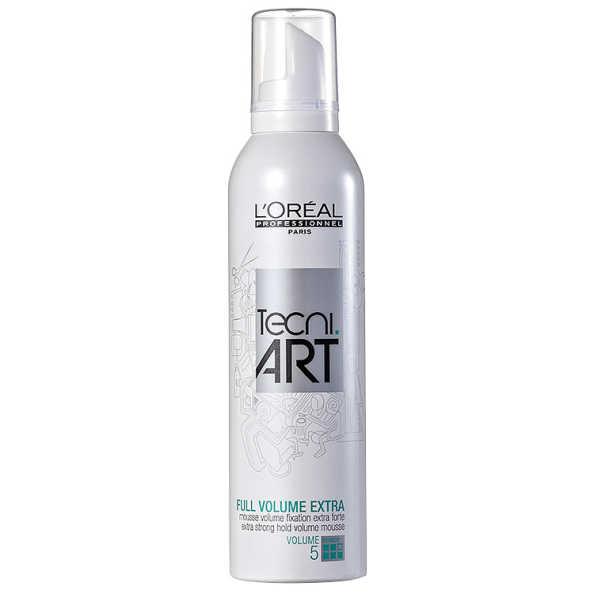 L'Oréal Professionnel Tecni Art Full Volume Extra Force 5 - Mousse Volumador 250ml