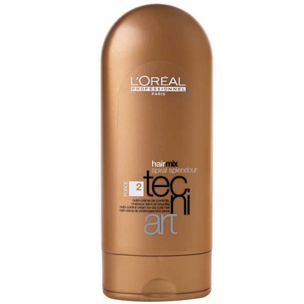 L'Oréal Professionnel Tecni Art Hair Mix Spiral Splendour Force 2 - Creme Finalizador 150ml