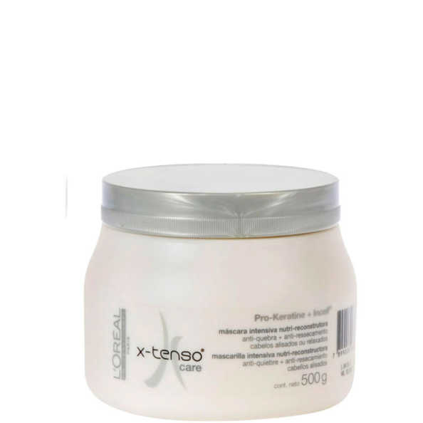 L'Oréal Professionnel X-Tenso Care Intensiva Nutri-Reconstrutora - Máscara 500ml