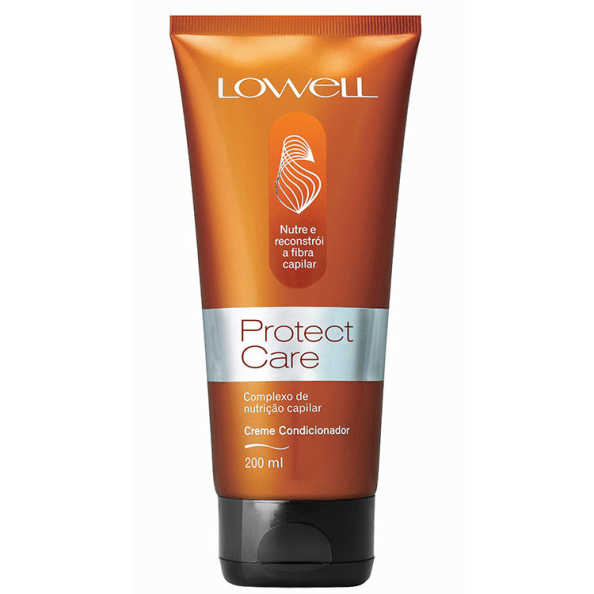 Lowell Protect Care Creme - Condicionador 200ml