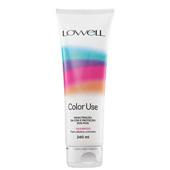 Lowell Color Use – Shampoo 240ml