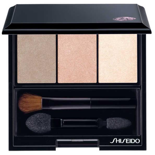 Shiseido Luminizing Satin Eye Color Trio Be213 - Trio de Sombras 3g