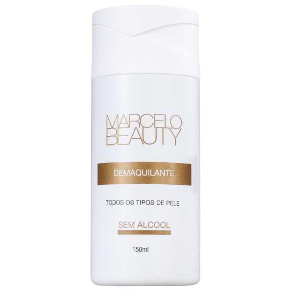 Marcelo Beauty Sem Álcool - Loção Demaquilante 150ml
