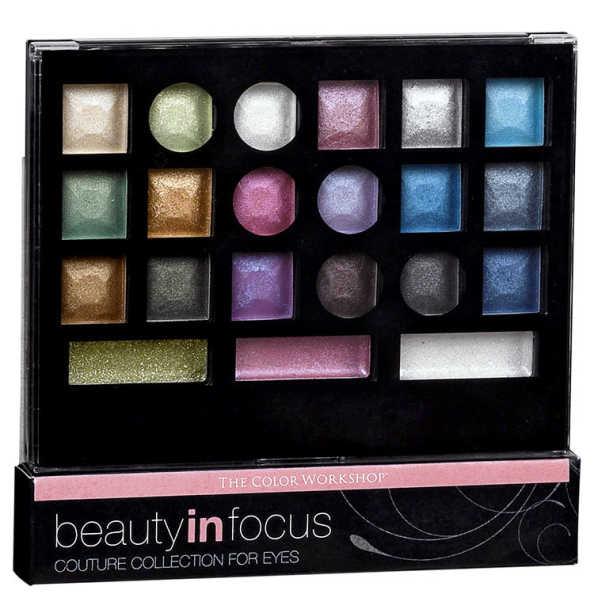 Markwins Beauty In Focus - Conjunto de Sombras