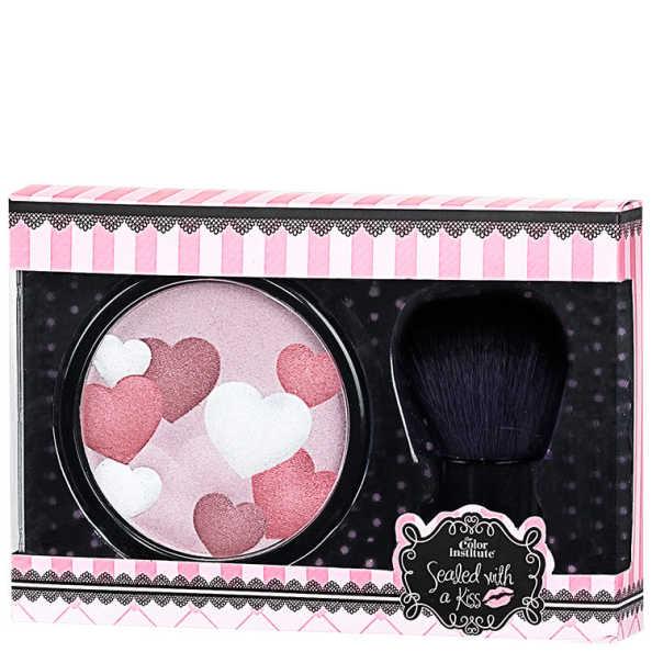 Markwins For You - Iluminador Facial Pink + Pincel Kabuki