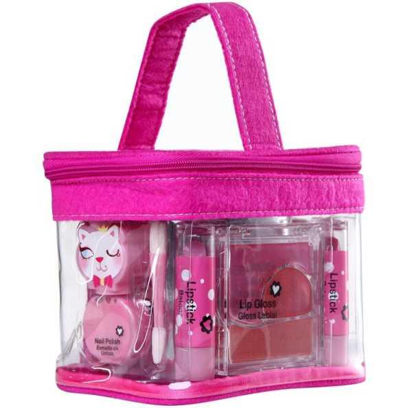 Markwins Glamour Caddy - Maleta de Maquiagem Infantil