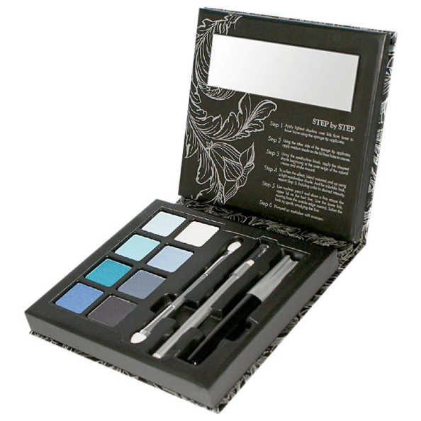 Markwins Vanity Fair Blue - Kit de Maquiagem