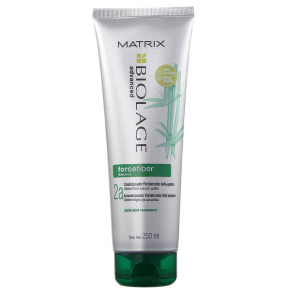 Matrix Biolage Forcefiber Fortalecedor Anti-Quebra - Condicionador 250ml