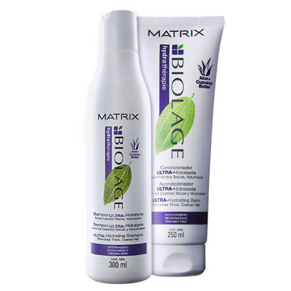Matrix Biolage Hydrathérapie Duo Kit (2 Produtos)