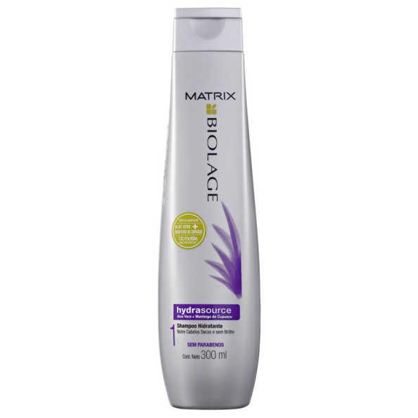 Matrix Biolage Hydrathérapie Shampoo Ultra-Hidratante - Shampoo 300ml