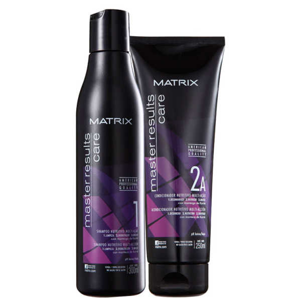 Matrix Master Results Care Duo Kit (2 Produtos)
