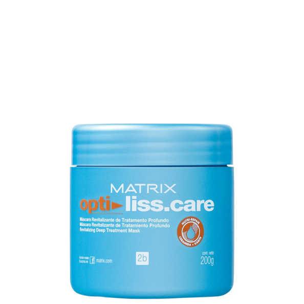 Matrix Opti Liss.Care - Máscara de Tratamento 200g
