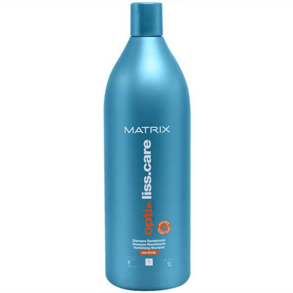 Matrix Opti Liss.Care Shampoo Revitalizante - Shampoo 1000ml
