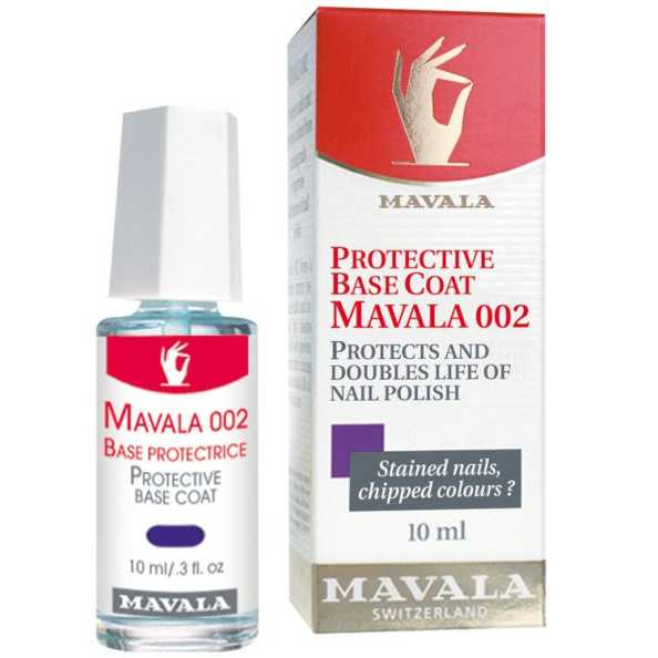 Mavala 002 Protective Base Coat - Base 10ml