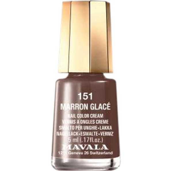 Mavala Esmalte Mini Color Marron Glacé - 5ml
