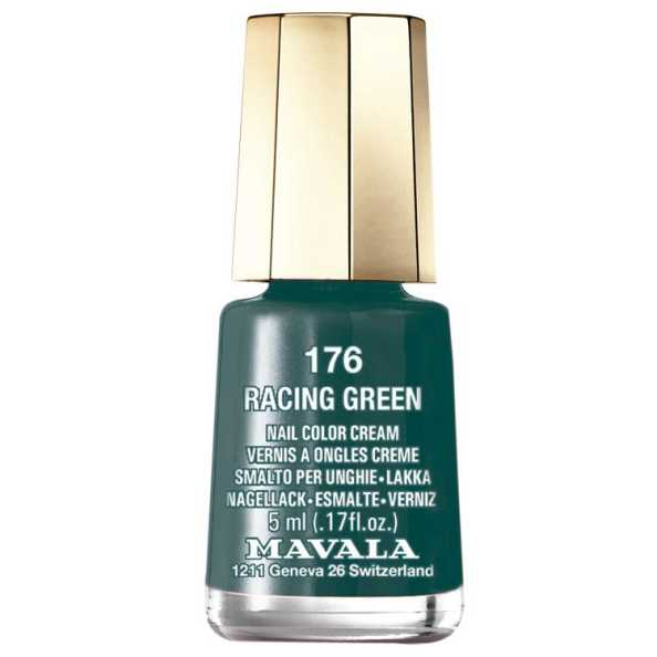 Mavala Esmalte Mini Color Racing Green - 5ml