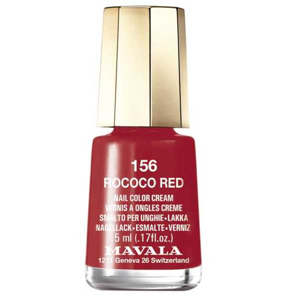Mavala Esmalte Mini Color Rococo Red - 5ml