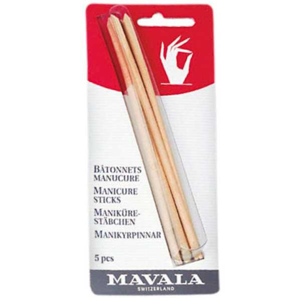 Mavala Manicure Sticks - Empurrador de Cutículas 5Un