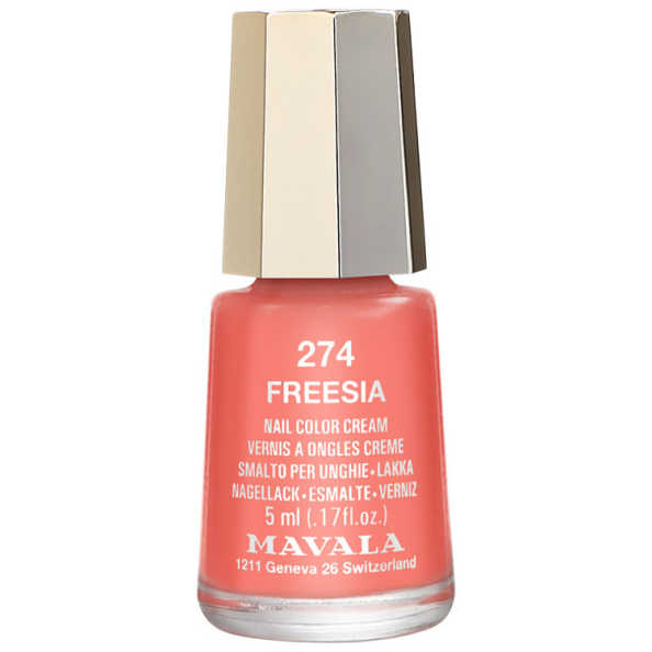 Mavala Mini Color Freesia N274 - Esmalte 5ml