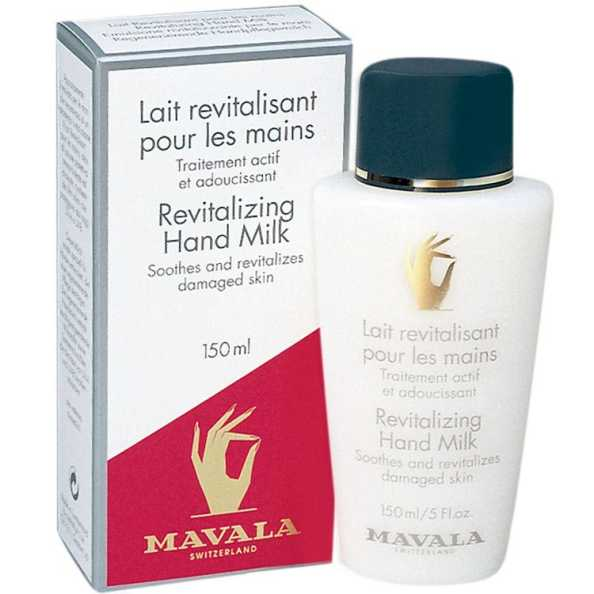 Mavala Revitalizing Hand Milk - Leite Revitalizante para as Mãos 150ml