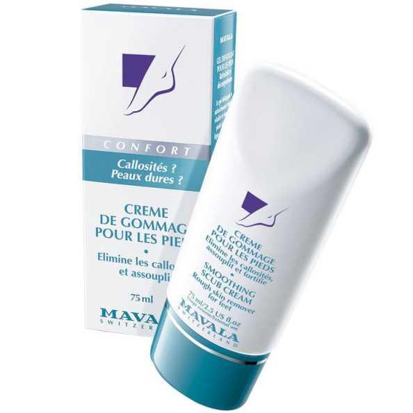 Mavala Smoothing Scrub Cream - Creme Esfoliante Corporal 75ml