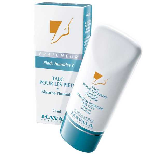 Mavala Talcum Powder for Feet - Talco para Pés 50gr