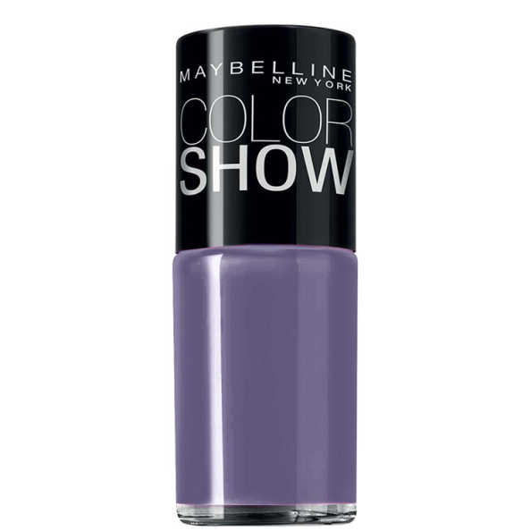 Maybelline Color Show 520 All About Grey - Esmalte 10ml