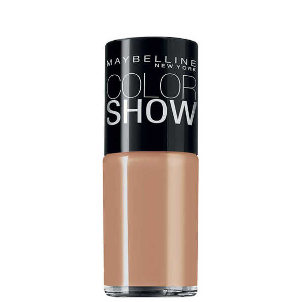 Maybelline Color Show Essentials Teddy Bear - Esmalte 9ml
