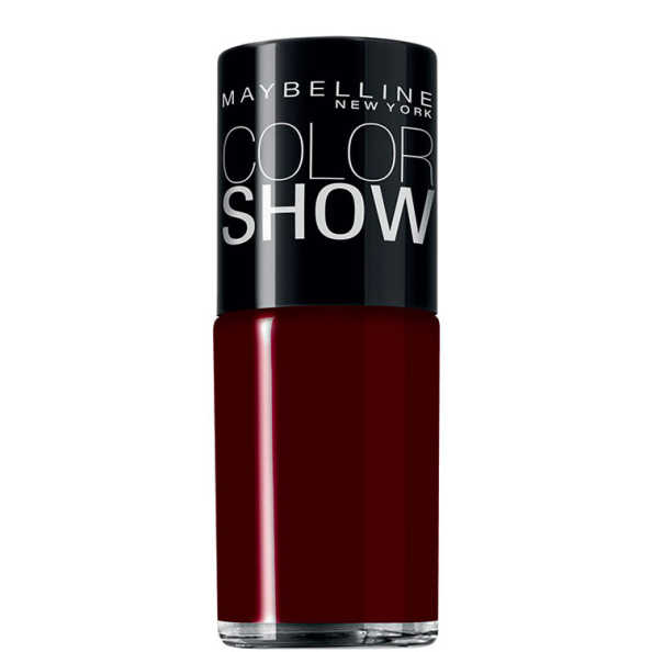 Maybelline Esmalte Color Show 280 Downtown Red 10ml