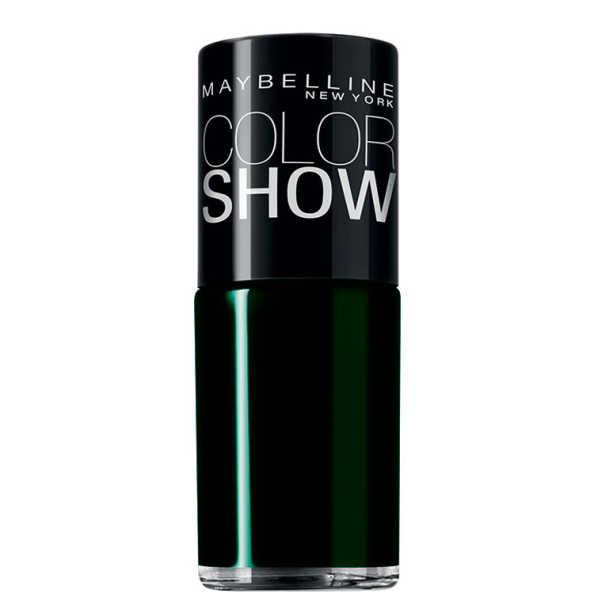 Maybelline Color Show 340 Green Movement - Esmalte 10ml