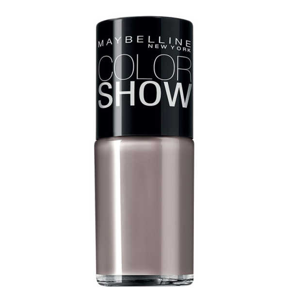 Maybelline Color Show 540 Runway Grey - Esmalte 10ml
