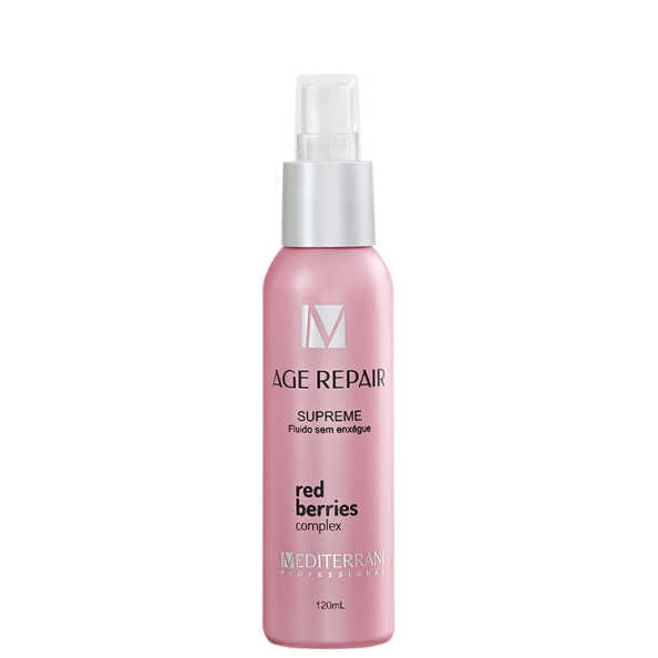 Mediterrani Age Repair Supreme - Fluído Sem Enxágue 120ml