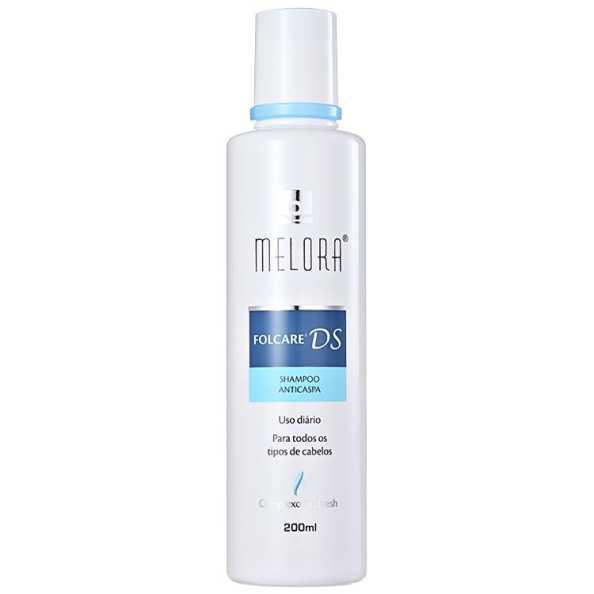 Melora Folcare DS Anticaspa - Shampoo 200ml